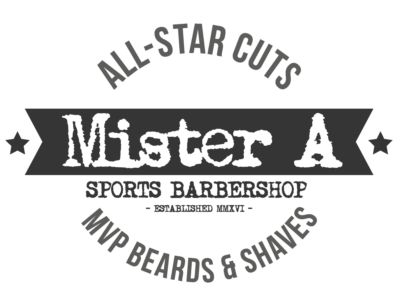 Mister A Sport Barbershop barberías de diseño.