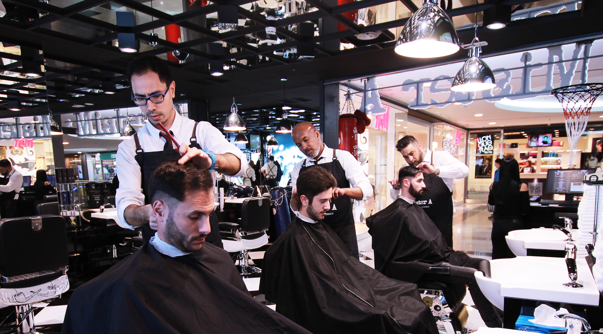 Barbería 14