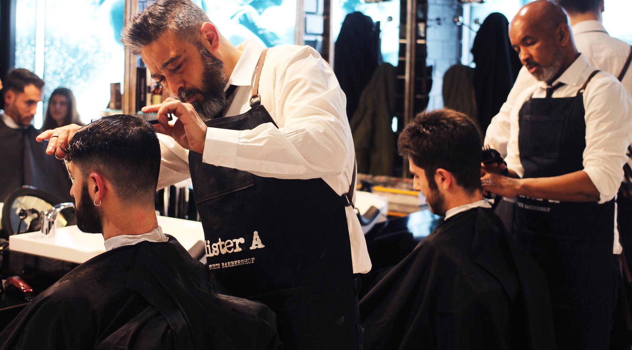Barbería 15