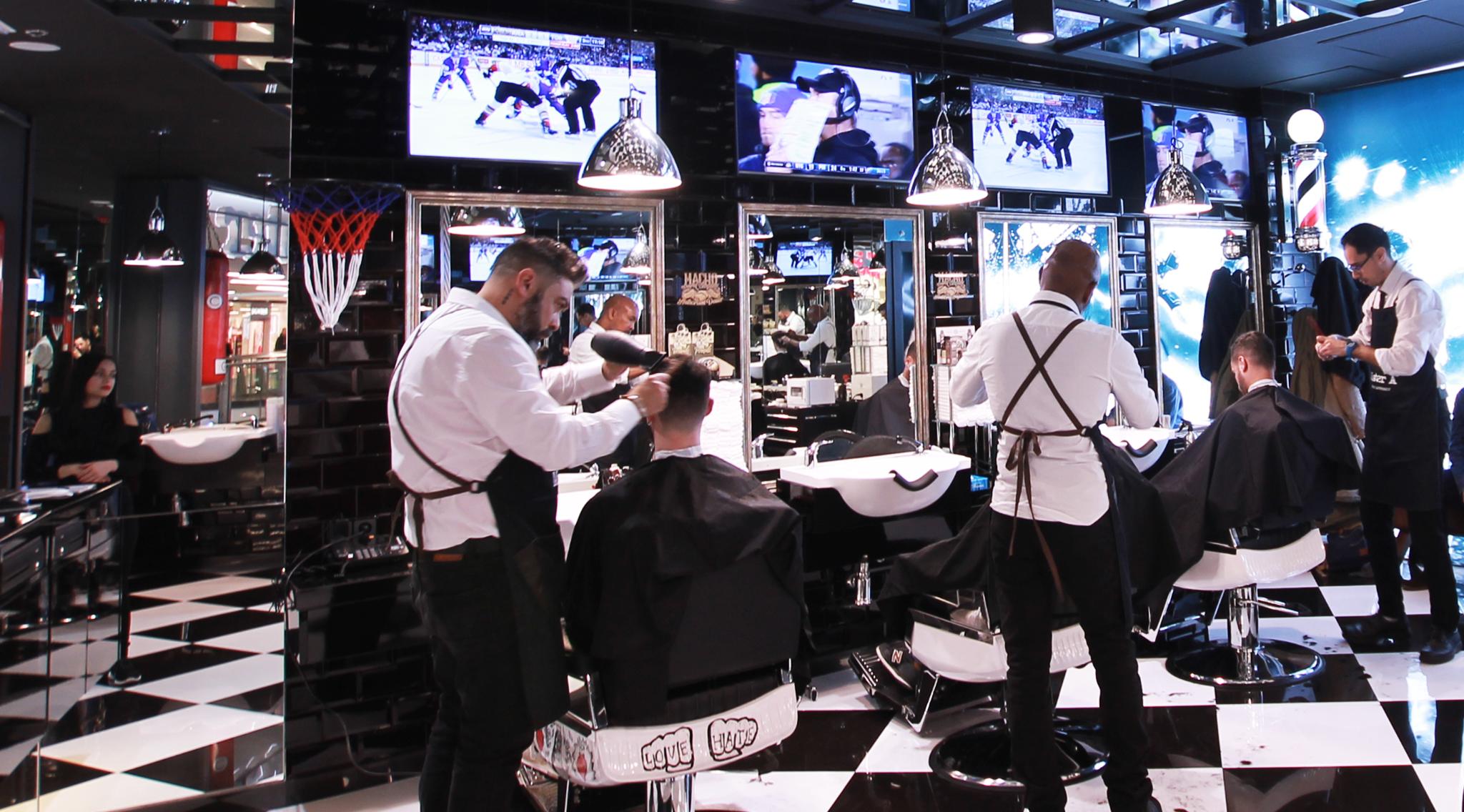 Barbería 16