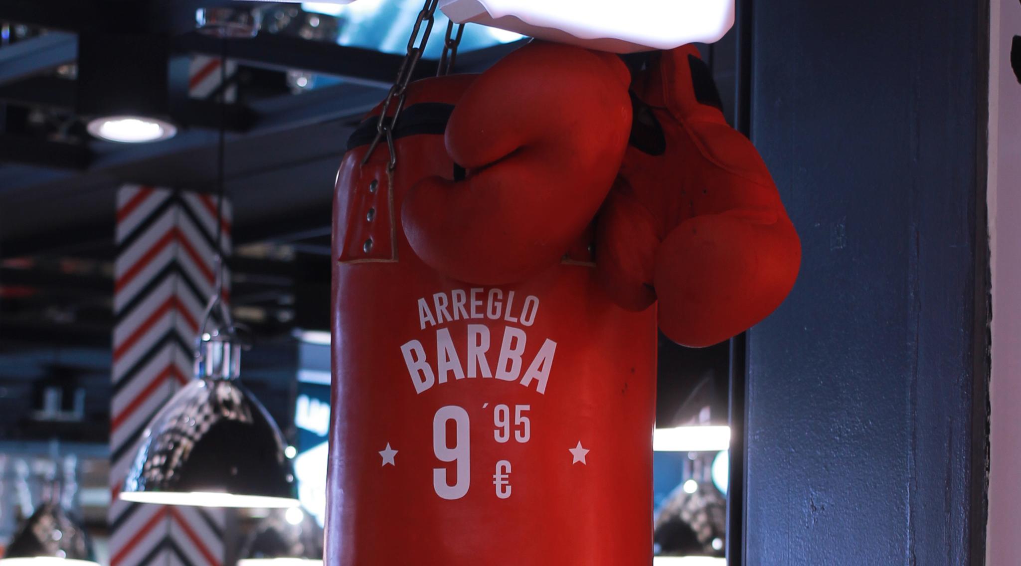 Barberia 8